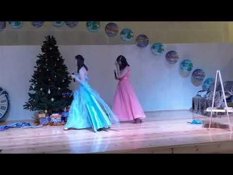 """Спектакль """"Cinderella"""" на английском языке."""