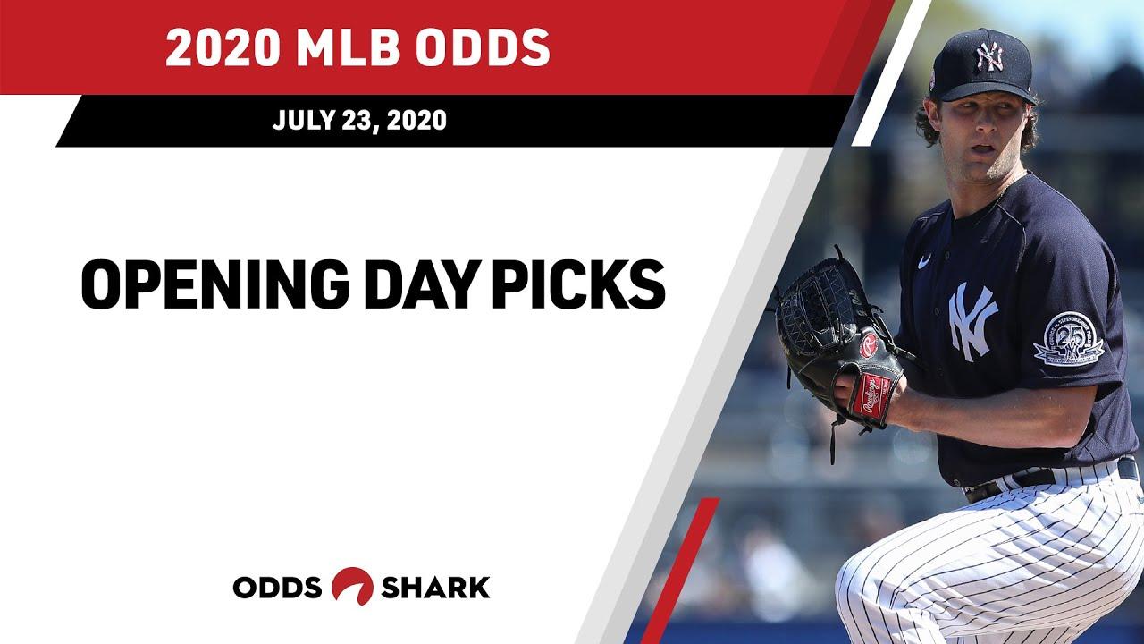 Dodgers vs. Giants odds, line: 2020 MLB Opening Day picks ...