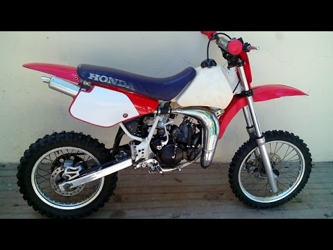 pruebas honda cr 80 llevada a 85cc arias 11 01 2016 youtube. Black Bedroom Furniture Sets. Home Design Ideas