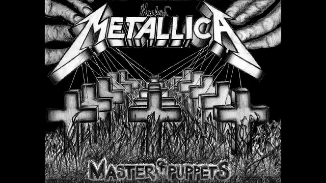 Metallica Master Of Puppets Instrumental Version No Vocals