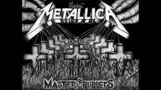 Metallica - Master of Puppets (instrumental version) [no vocals]