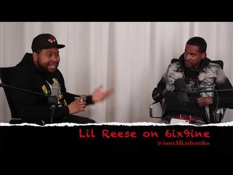 Face To Face: Lil Reese x DJ Akademiks: Talks 6ix9ine, Fredo Santana, Def Jam, War in Chiraq!