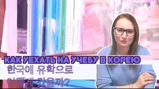 Южная Корея. Как уехать учиться в Корею? [Eng.Sub]