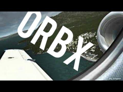 HIGH FSX SETTINGS [Orbx Orcas Island]