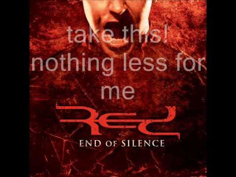 Red-break me down lyrics