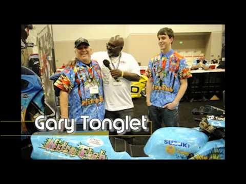 LE Tonglet interview at Indy