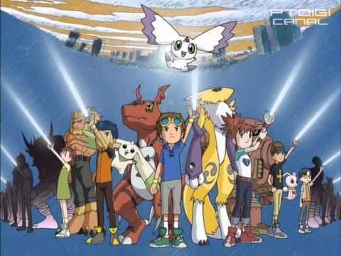 "Digimon 3 (Tamers) - Versão Completa da Abertura ""The Biggest Dreamer"" (Português Europeu)"