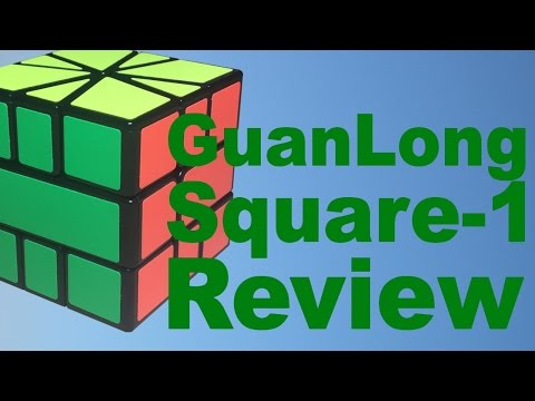 YJ GuanLong Square-1 Review