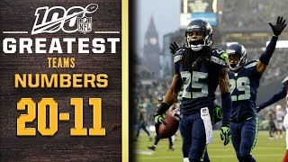 Download 100 Greatest Teams: Numbers 20-11 | NFL 100 Mp3 and Videos