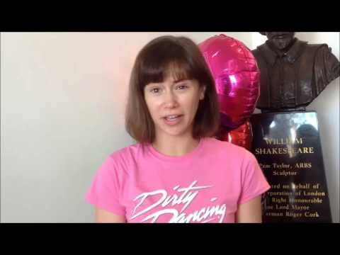 Dirty Dancing star Jill Winternitz talks Kids Week