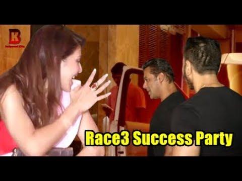 Race 3 Movie Success PARTY At RAMESH TORANI HOUSE | Salman Khan, Sonakshi Sinha, Jacquline, Bobby