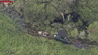 Brian Laundrie missing: Divers join search at Florida park