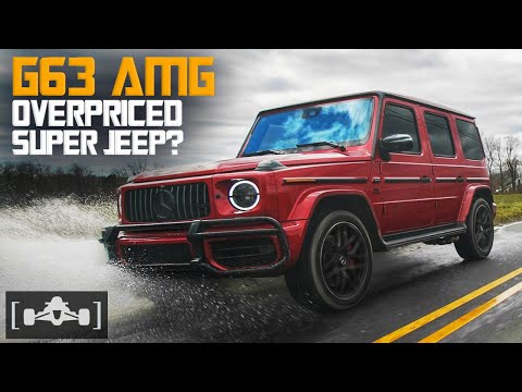 2020 Mercedes Benz G63 AMG First Drive Review | The Ultimate All Purpose Flex Mobile