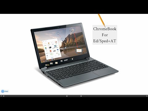 ChromeBooks for Special Education