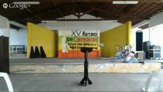 XV Retiro de Carnaval - RCC Pau dos Ferros/RN.