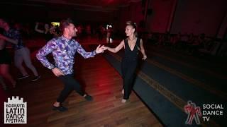 Mesut & Nur - Salsa Social Dancing | Bodrum Latin Dance Festival 2018