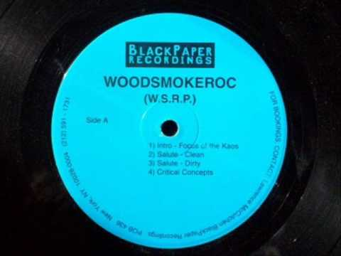 Woodsmokeroc - Critical Concepts