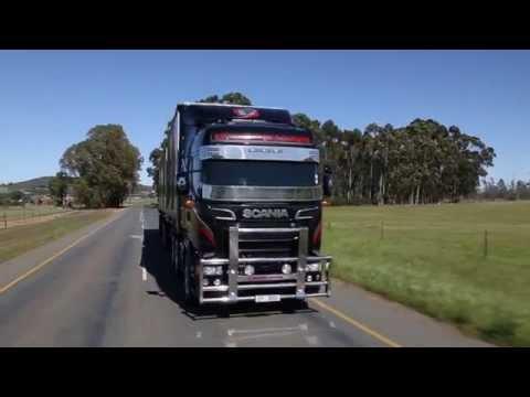 Midnight Rambler by Broekhuizen Bulk Carriers | Scania R500