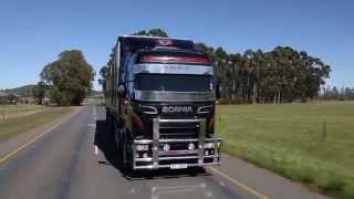 midnight rambler by broekhuizen bulk carriers   scania r500