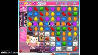 Candy Crush Level 713 help w/audio tips, hints, tricks