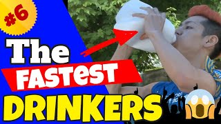 The Fastest Drinkers Compilation #6 | Furious Pete, Matt Stonie
