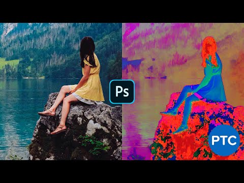 Enhance Colors With This Insanely USEFUL Filter - Photoshop HSB/HSL MASKS Explained
