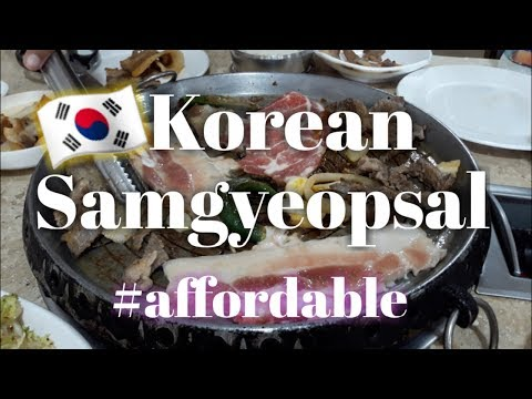 Affordable Samgyeopsal in Cebu – Pearl Meatshop and Restaurant – Cebu City – Marielle Vlogs