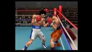 Victorious Boxers 2 aka Hajime no Ippo Allstars Story Mode Part 1