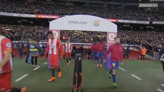Video Barcelona vs Girona(6-1) full match highlights download MP3, 3GP, MP4, WEBM, AVI, FLV November 2018