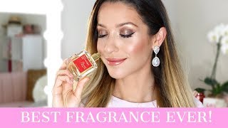THE BEST WOMEN'S FRAGRANCE OF ALL TIME | BACCARAT ROUGE 540 REVIEW!
