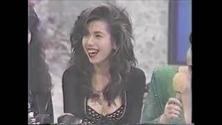 [ Genkai LOVERS & interview ] 1989 SHOW-YA