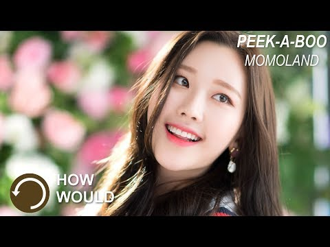 How Would MOMOLAND Sing Peek A Boo Line Distribution