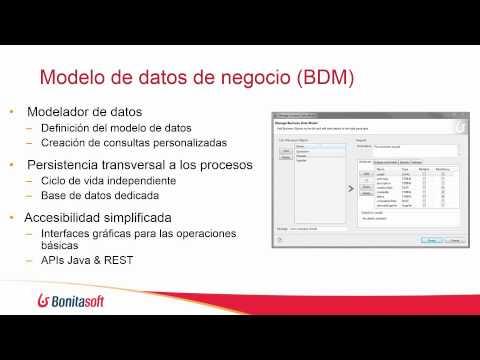 Bonita BPM 7 : creando aplicaciones amigables y fácilmente modificables
