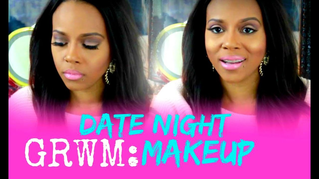 Grwm Date Night Makeup Video The Life Style Of Crystal Chanel Makeup revolution 24k gold chocolate палетка. crystal chanel