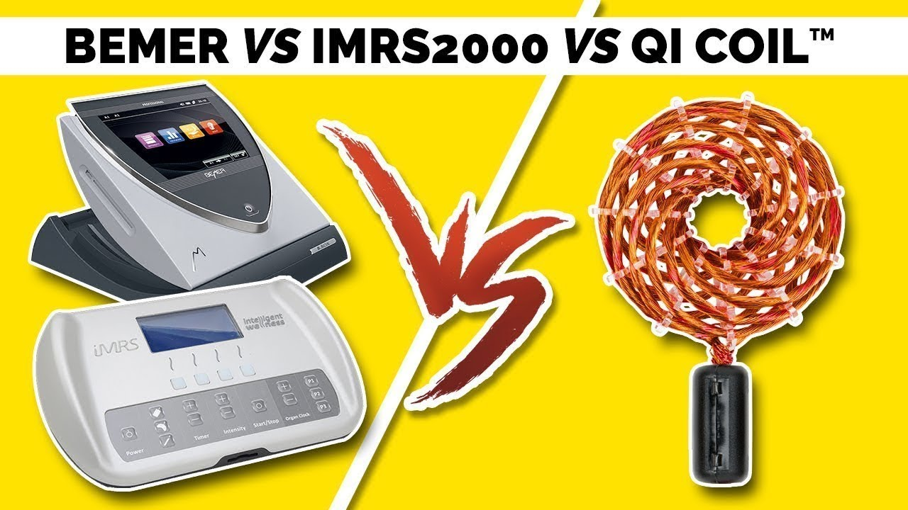 Bemer VS Imrs 2000 VS Qi Coil PEMF Therapy Review & Comparison