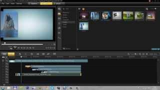 Создание шаблонов для слайд шоу в программе Corel VideoStudio ProX-6