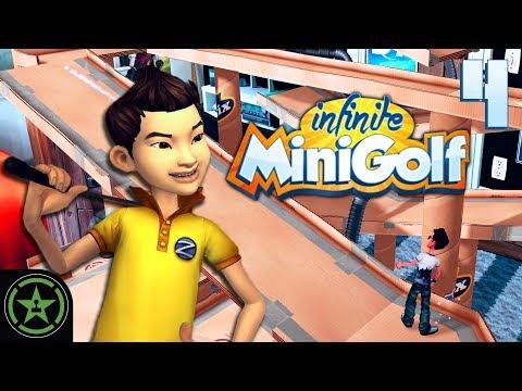 Infinite Minigolf - Matt's Crazy Customs (#4)