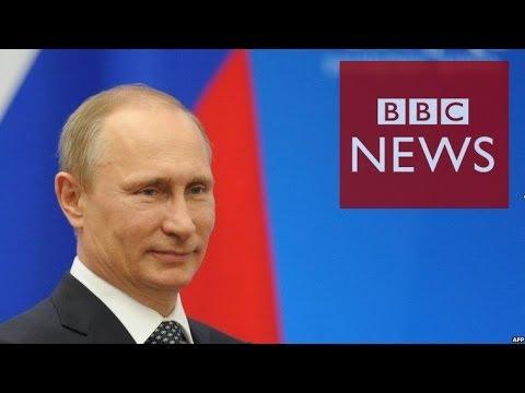 Putin's options on Ukraine - in 60 seconds - BBC News