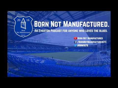 Born Not Manufactured Podcast #01 - Leicester Review, Roberto Martinez, & Sunderland Preview.