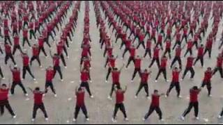 shaolin tagou school festival 36000 kids you dont want to mess with short film showcase