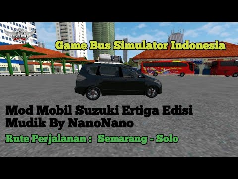 7600 Mod Bussid Mobil Ertiga Gratis