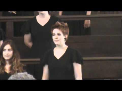 Rejoice in the Lamb (part 1) - Germantown Friends School Choir