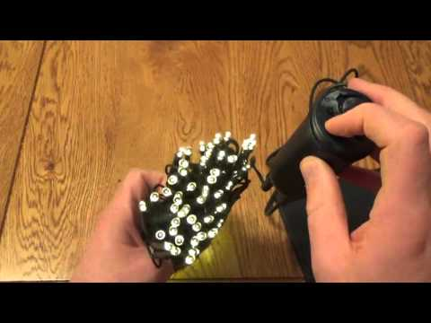 Lumify USB Solar Fairy Lights Review