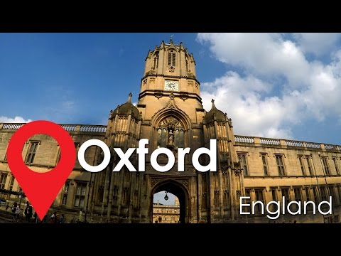 Oxford | Oxford University | England
