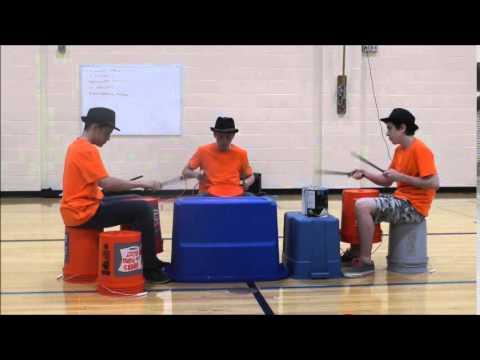 The Beat Poets -- Northbrook Junior High School Talent Show