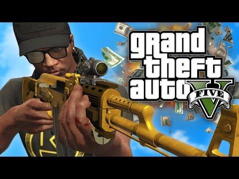 GTA 5 THUG LIFE #126 - FREE MONEY AT THE MILITARY BASE! (GTA V Online)