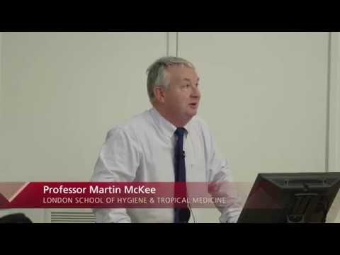 Professor Martin McKee: Public Health, Adapting to Change