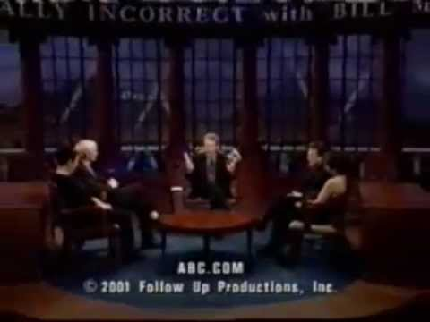 Politically Incorrect with Bill Maher 20010104