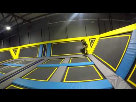 Date Night At Oxygen (Southamptons Free Jumping)