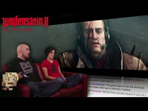 Wolfenstein II AWESOME!